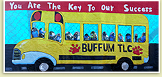 Bus Driver Appreciation Day at Buffum