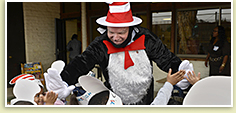 Cat in the Hat Visits Preschoolers